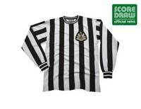 sport jersey Anniversary edition 1970 newcastle united soccer jersey vintage soccer jersey