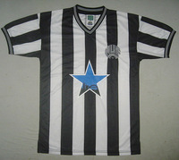sport jersey Vintage jersey newcastle united 1984 shirt card
