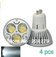 3 Watt PAR Narrow Led Light Bulb / 30 Degree Beam Spread / 120 Volt /3200K