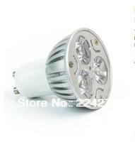 CE Listed PAR16 Spotlight Bulb 120V 60Hz 3 Watt LED GU10 Base White Light