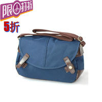 2014 Hot-selling women's handbag hot-selling canvas bag hot-selling fashion bag