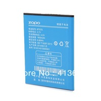 ZOPO ZP780 battery 1800mAh rechargeable Li-ion original  battery free shipping by SG post