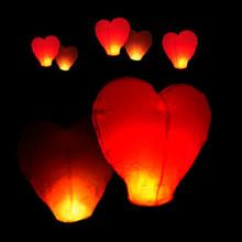 valentine sky lanterns promotion