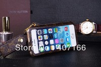 Luxury leather case for iPhone 5S/5/5C Flip cover with card holder hybrid wallet case for iphone 5 luxury phone bags