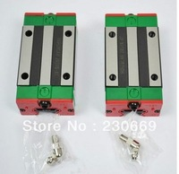 HIWIN Linear Guide HGR25 -L1000mm rail +2pcs HGH25CA carriages