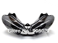 Motorcycle Front Smoke Headlight for 03 -05 YZF-R6 / 2003 2004 2005 YZF R6 , Motor Black Head Lamp /Lighting Lights Accessories