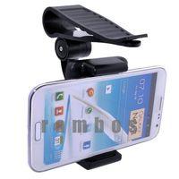 2 pcs Car Windshield Sun Visor Car Mount Holder for Mobile Phone GPS MP3 MP4 PDA Free Shipping