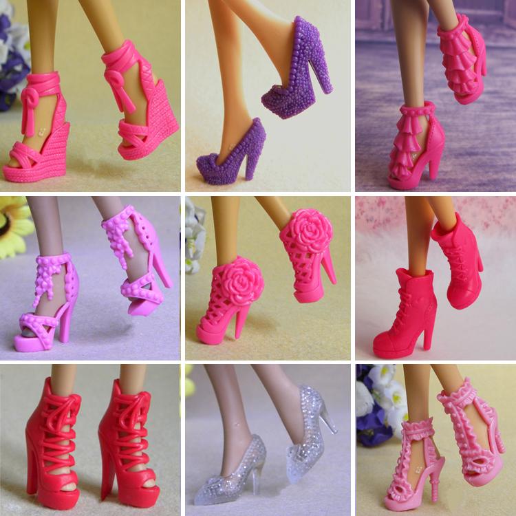 Как сделать каблуки из резинок