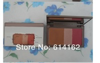 2014 FREE SHIPPING MAKEUP NEW 3 COLORS BLUSH( 12 PCS /LOT)+ GIFT