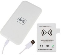 Hot Sale!White Qi Wireless Charger Charging Pad Receiver Kit for Samsung Galaxy S3 III i9300