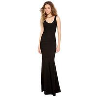 Herveleger2014 hip ultra slim long paragraph autumn fashion long design fish tail formal dress bandage skirt