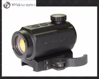 Vector Optics Torrent 1x20 Red & Infrared IR Dot Sight Scope with 20mm Weaver QD Mount Base for Night Hunting