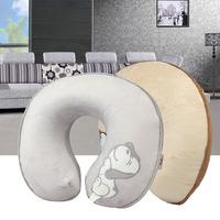 Free shipping- 2014 Fashion U-sharp pillow, Memory foam pillow,