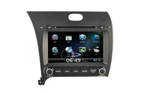 New arrive!KIA K3 Forte Cerato 2DIN Car DVD player with GPS Radio bluetooth TV IPOD Amplifier!GPS 4GB IGO Navitel map!