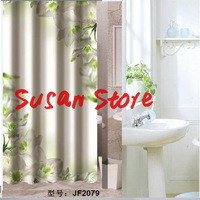 Curtain terylene cloth printed shower curtain 180 200cm 12 Accessories