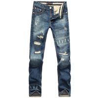 Hot Sale Jeans Men Fashion Brand  Mens Jeans ,Plus Size,High Quality,New Brand Jeans Designer,Free Shipping   N821