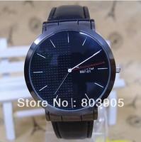 High Quality Leather New Arrival Wholesale Japan Movement Bariho Brand Women Men Sports Wrist Quartz Watch B97