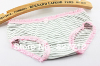 Free shipping women Cotton cute underwear cotton ladies' underwear,women briefs
