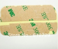 200pcs/lot Touch Screen LCD Glass 3M Tape Adhesive Glue Sticker for  iPhone 4S Digitizer