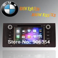 Car DVD Player GPS Navigation TV IPOD MP3 special for BMW 5 E38 E39 X5 E53