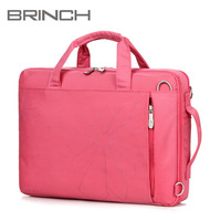 """BRINCH laptop bag computer bag 12"""" inch notebook bag with Inner tank 3 colors BW-185"""