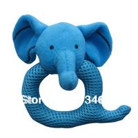 Cute Animal Shape Eyelet Fabric Pet Plush Toys
