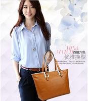 new fashion 2014 women bag Guaranteed 100% Genuine leather women handbags bags handbags women famous brands 201402132E