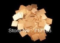 New laptop copper   20*20*0.8mm   Free shipping  200pcs/set