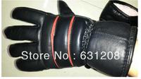 cotton gloves Men outdoor fun & sports luvas motorcycle gloves leather  guantes Warm glove winter motorcycle mitten cool brand