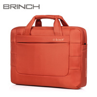 "BRINCH laptop bag computer bag 14"" inch notebook bag with Inner tank 6 colors BW-179"