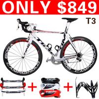package sale! 2012 Time RXRS Ulteam carbon frame 3k carbonbicycle Frameset/handlebar/stem/bottlecages bb30 road race bike frame