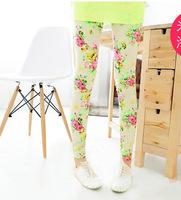1pc retail 2014 new style 2-7 years baby kids leggings children pants leggings