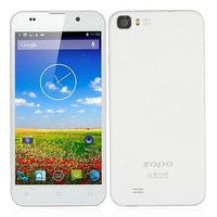 ZOPO ZP980+ Smartphone MTK6592 Octa Core 1.7GHZ With 5.0 Inch IPS HD Screen 14.0MP Camera- White
