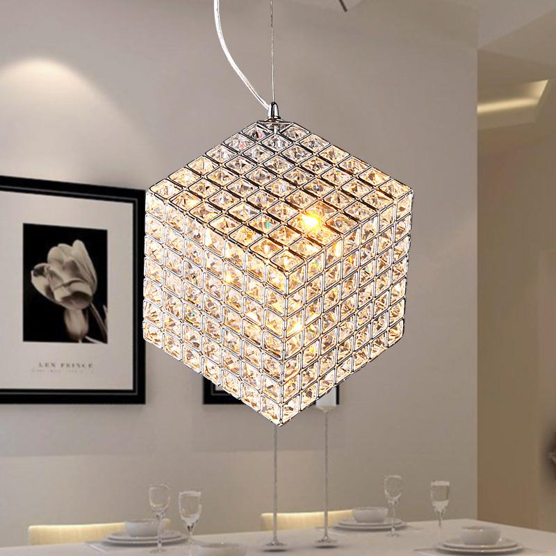 K9 Crystal Chandelier Modern Simple Living Room Bedroom