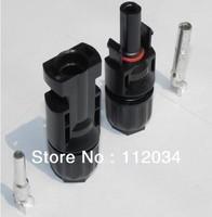 2014 HOT SALE 1000V 30A  IP67 PPO PV connector TUV&UL standard MC4 solar connector