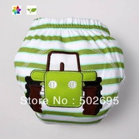 Free Shipping ( 500 pieces/lot) Animal Patterned 100% Cotton High Quality Three Sizes Baby Training Pants