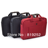 2014Free shipping Soft Laptop Notebook Sleeve Bag Case Cover For 15.6'  Pro,Air Case For Notebook  Business Style Fashion Design