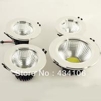 1PCS/LOT Super 5W/7W/9W/12W/25W LED COB Ceiling Light Cool White/Warm White LED Down Light