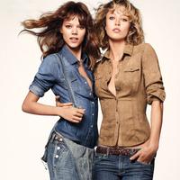Fashion Womens Slim Suede Washed Denim Shirts Long Sleeve Lapel Button Down Tops Free Shipping & Drop Shipping