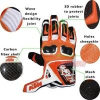 New original racetech 12 motorcycle gloves motorbike motorcross ATV gloves Free shipping