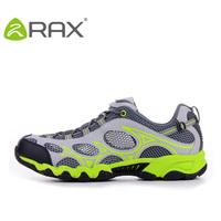 Rax Walking Shoes(Sapatos) man Sport Ultra-light Quick-drying Fishing Hiking Shoes Outdoor EUR:39-44 Green/Blue/Orange/Khaki