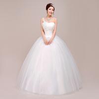 2013 bride one shoulder princess wedding dress flower wedding qi wedding dress bandage