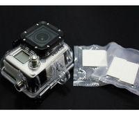 120pcs / Bag Case Anti Fog Recycle Drying Inserts for Gopro HD Camera Hero3 Hero2 Surf Housing Kit