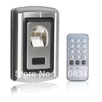 Free Shipping UT01 Waterproof Metal Housing AntiExplosion Remote Control Fingerprint Access Control
