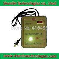 Voltage converter American style power transformer 110V input 220V output electricals
