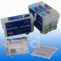 For EPSO N ME301 ME303 ME401 WF-2548 refillable ink cartridge T1901 T1902 T1903 T1904 NEW