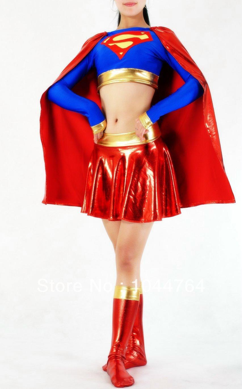 Как сделать костюм девочки супергероя