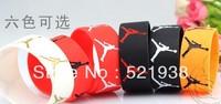 Free shipping Wholesale 100 pcs new  SPORT Wristbands Silicone Bracelets Jordan Mix color