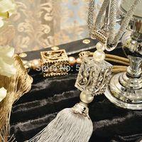Quality fashion modern brief curtain strap lashing hanging ball curtain buckle curtain accessories 4