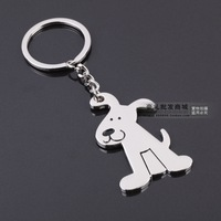 gift custom-made customization male femal women's car keychain key ring bag logo Advertising ad